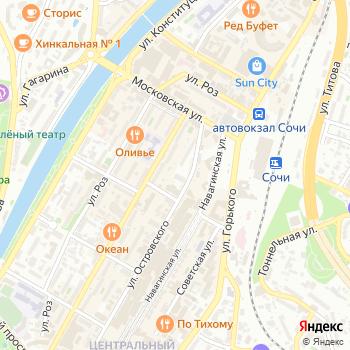 Югстройсервис на Яндекс.Картах