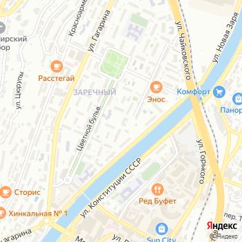 Газпром межрегионгаз Краснодар на Яндекс.Картах