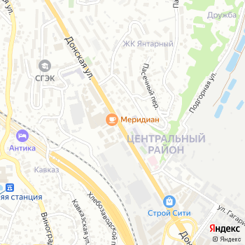 Горячий лаваш на Яндекс.Картах