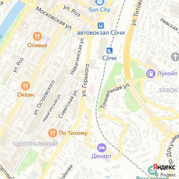Узловая поликлиника на Яндекс.Картах