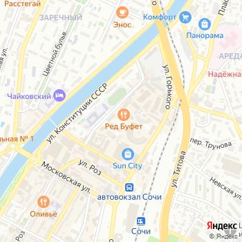 Soroka на Яндекс.Картах