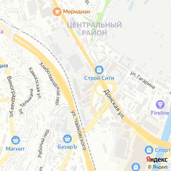 Прокатная компания на Яндекс.Картах