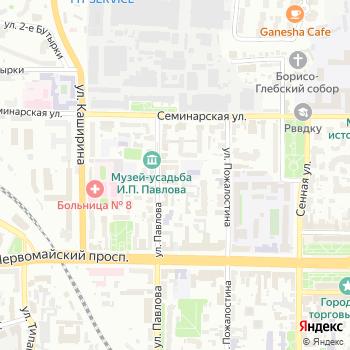 Нильс на Яндекс.Картах