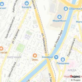 Сочинский учебно-курсовой комбинат автомобильного транспорта на Яндекс.Картах