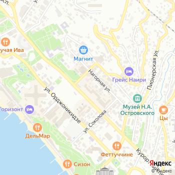 Amazon на Яндекс.Картах