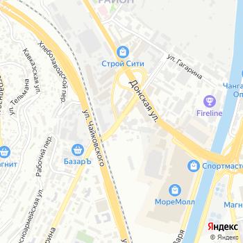 Протей на Яндекс.Картах