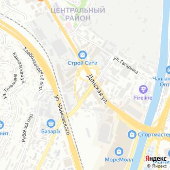 Торес на Яндекс.Картах