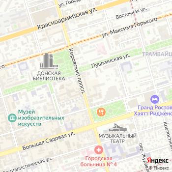 Космос на Яндекс.Картах