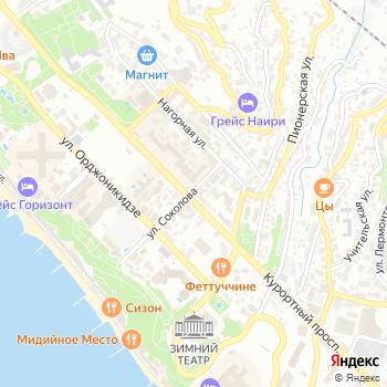Жасо на Яндекс.Картах