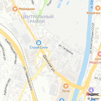 ПромТЭК на Яндекс.Картах