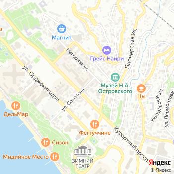 Учебный центр на Яндекс.Картах