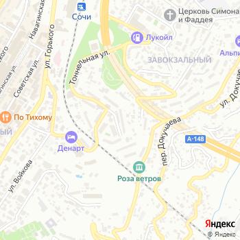 Сочинский учебно-методический центр на Яндекс.Картах