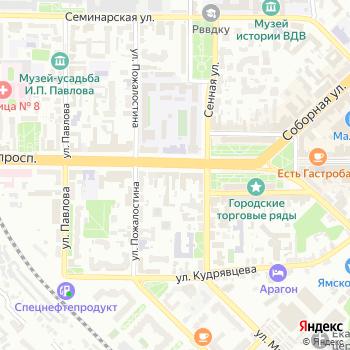 Рязанский центр правовой помощи на Яндекс.Картах