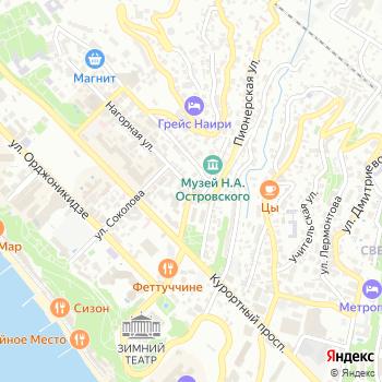 Парикмахерская на Театральной на Яндекс.Картах