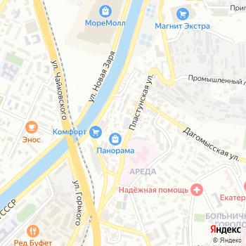 Скарабей на Яндекс.Картах