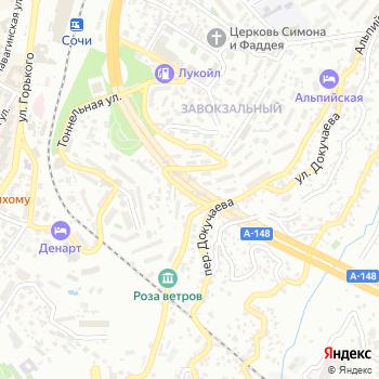 Щербинские лифты на Яндекс.Картах