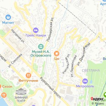 Спектор на Яндекс.Картах