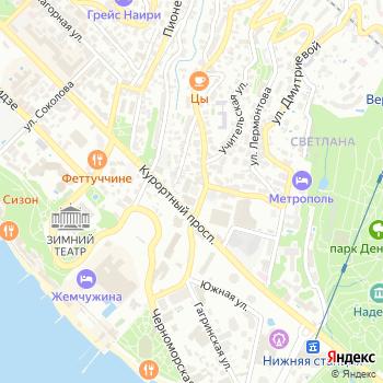 Бест-Клининг на Яндекс.Картах