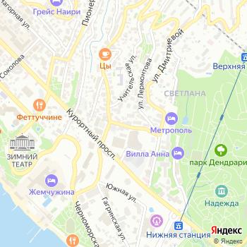АйТи на Яндекс.Картах