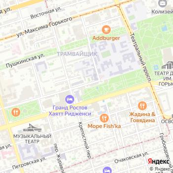 А.У.Д.И. на Яндекс.Картах