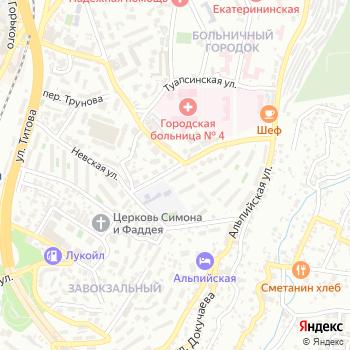 Судебный участок Центрального района на Яндекс.Картах