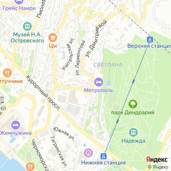 EMG на Яндекс.Картах