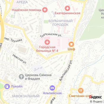 Элана на Яндекс.Картах