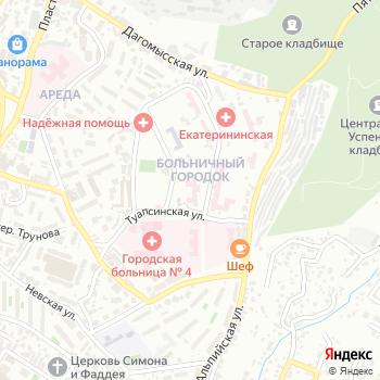 Городская больница №9 на Яндекс.Картах