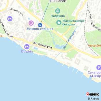Стомакс на Яндекс.Картах