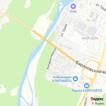 АртМоторинг на Яндекс.Картах