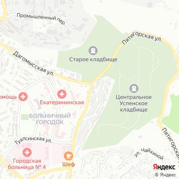 СТАЛКЕР на Яндекс.Картах