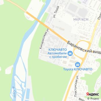 АВТОГЕНЕРАТОР на Яндекс.Картах