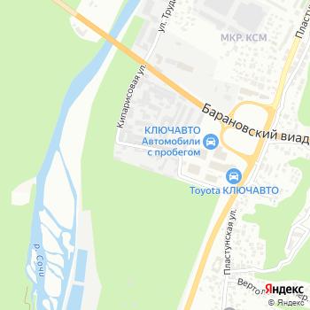 Богатырь на Яндекс.Картах