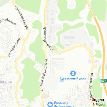 АГЗС на Яндекс.Картах