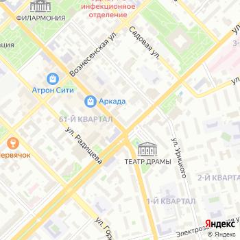 Элекс на Яндекс.Картах