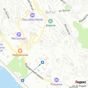 Лад на Яндекс.Картах
