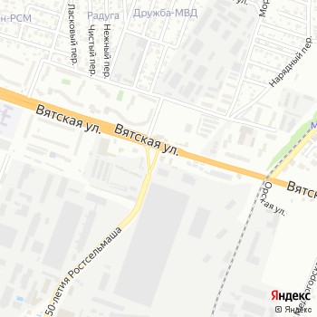 Автокомплекс на Яндекс.Картах