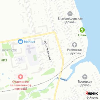 Почта с индексом 150019 на Яндекс.Картах