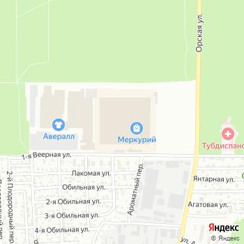 Морадо на Яндекс.Картах