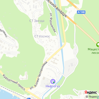 НефтоГаз-Сочи на Яндекс.Картах