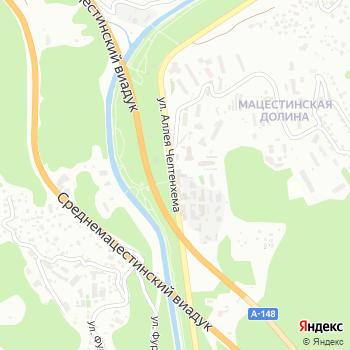 Сочи-Автолидер на Яндекс.Картах
