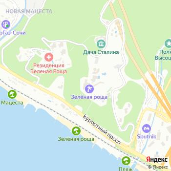 Сочинская транспортная прокуратура на Яндекс.Картах