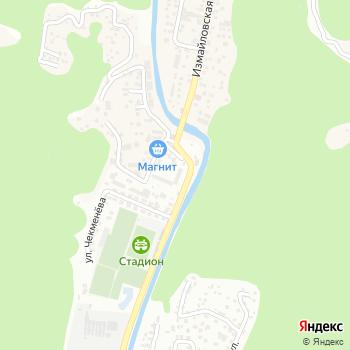 Сеть магазинов хлебобулочных и кондитерских изделий на Яндекс.Картах