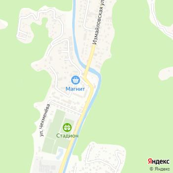 Свежий хлеб на Яндекс.Картах