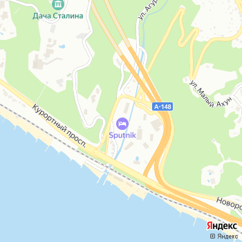 Спутник на Яндекс.Картах