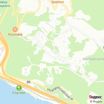 Научно-исследовательский центр курортологии и реабилитации на Яндекс.Картах