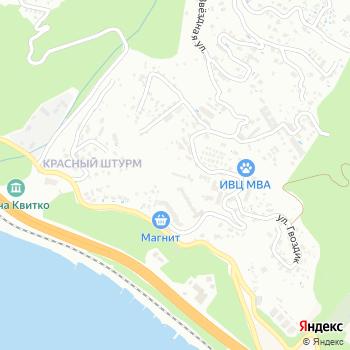 Znak на Яндекс.Картах