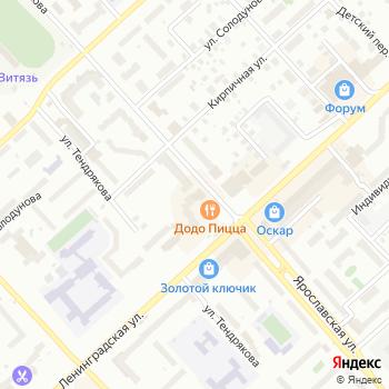Центр независимой экспертизы на Яндекс.Картах