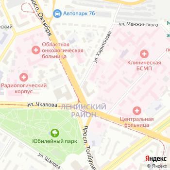 Ваше право на Яндекс.Картах