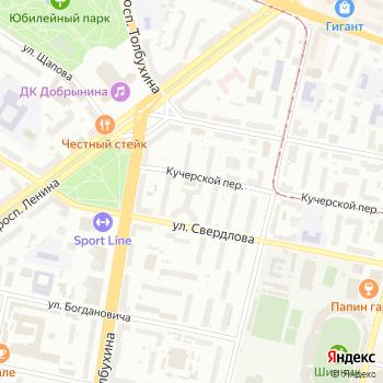 Римское право на Яндекс.Картах